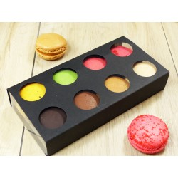 Boite 8 macarons - Maquillage