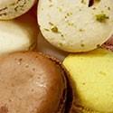Macarons à la pièce - collection