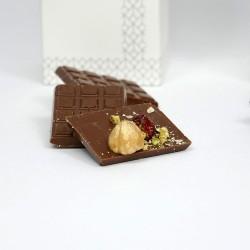 Mendiants au chocolat noir 70%
