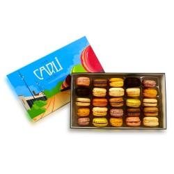 Boîte Macarons 25 pièces