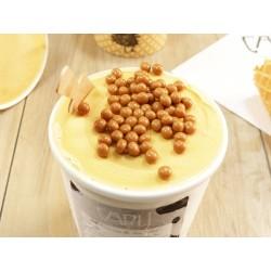 Glace dulce de lèche - Confiture de lait