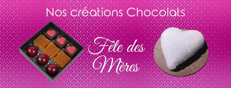 Collection Chocolats Fête des Mères