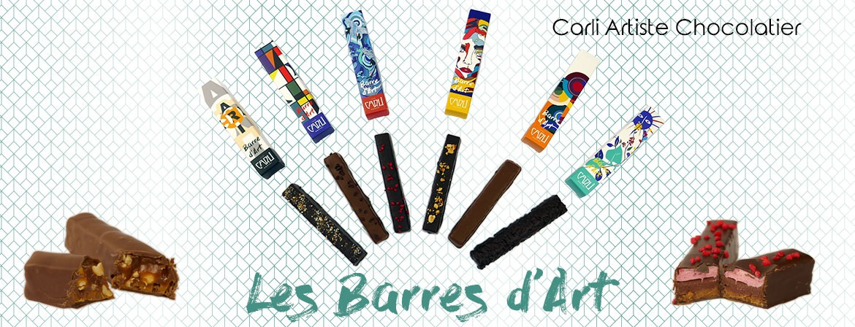 LES BARRES D'ART