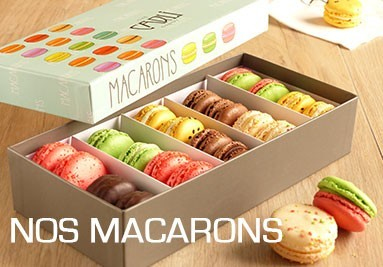 Our Macarons
